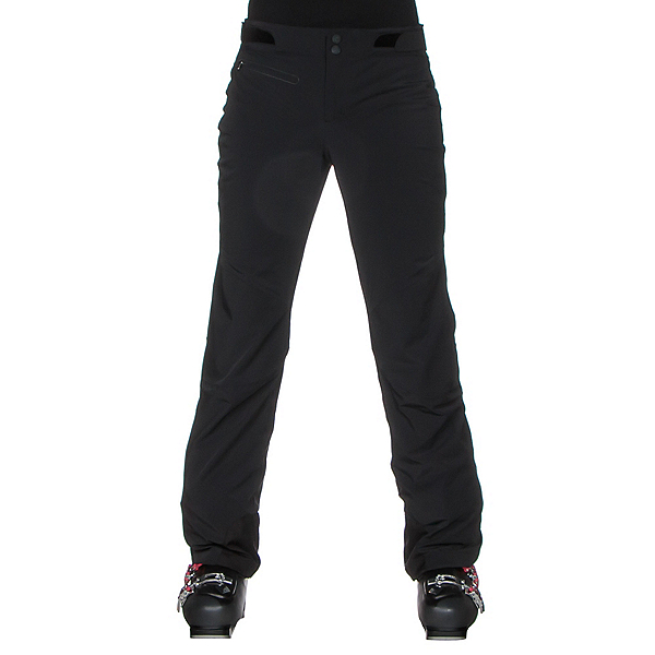Obermeyer Warrior Womens Ski Pants, Black, 600