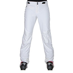 Obermeyer Warrior Womens Ski Pants, White, 256