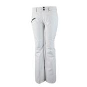 Obermeyer Malta Short Womens Ski Pants, White, medium