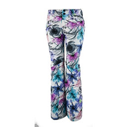 Obermeyer Malta Short Womens Ski Pants, X Ray Floral, 256