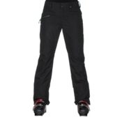 Obermeyer Malta Womens Ski Pants, Black, medium