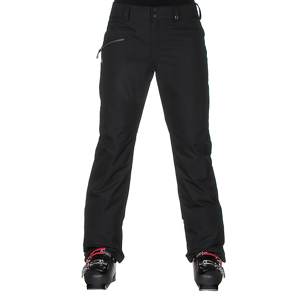 Obermeyer Malta Womens Ski Pants, Black, 600
