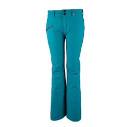 Obermeyer Malta Womens Ski Pants, Mermaid, 256
