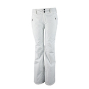 Obermeyer Monte Bianco Short Womens Ski Pants, White, medium