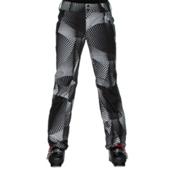 Obermeyer Monte Bianco Short Womens Ski Pants, Optic, medium