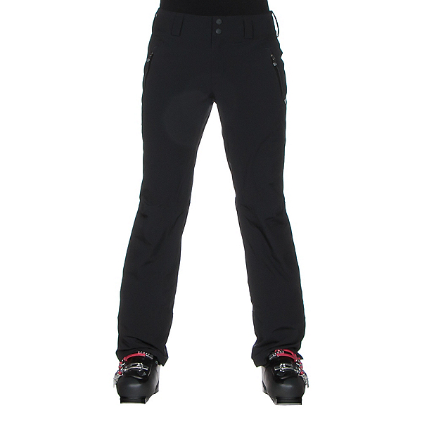 Obermeyer Monte Bianco Long Womens Ski Pants, Black, 600