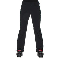 Obermeyer Monte Bianco Womens Ski Pants, Black, 256