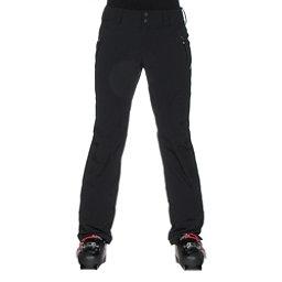 Obermeyer Monte Bianco Womens Ski Pants, Black, 256