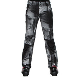 Obermeyer Monte Bianco Womens Ski Pants, Optic, 256