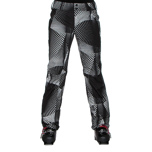 Obermeyer Monte Bianco Womens Ski Pants, Optic, 600