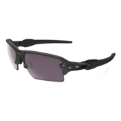 Oakley Flak 2.0 XL Prizm Polarized Sunglasses, Steel-Prizm Daily Polarized, medium
