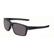 Oakley Mainlink Prizm Polarized Sunglasses, Polished Black-Prizm Daily Polarized, medium