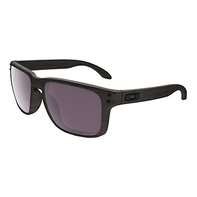Oakley Holbrook PRIZM Woodgrain Polarized Sunglasses, , viewer
