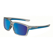 Oakley Mainlink Sunglasses, Gray Ink-Sapphire Iridium, medium