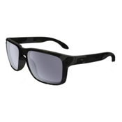 Oakley Holbrook Polarized Sunglasses, Multicam Black-Gray Polarized, medium