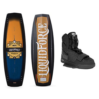 Liquid Force Next Wakeboard With Next Bindings, 139cm, viewer