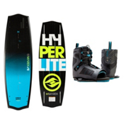 Hyperlite Marek Bio Wakeboard With Team OT Bindings, , medium