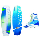 CWB Mode Wakeboard With Draft Bindings, , medium