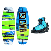 CWB Charger Kids Wakeboard With Tyke Bindings 2016, , medium