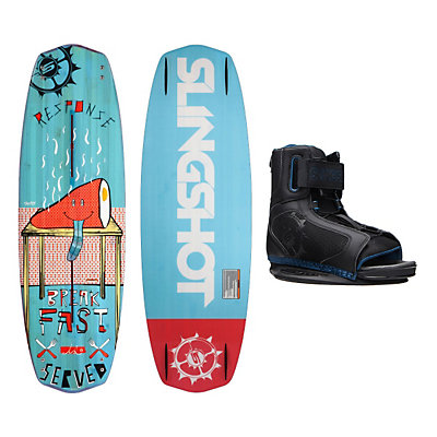 Slingshot  Wakeboard With Option Bindings, , viewer
