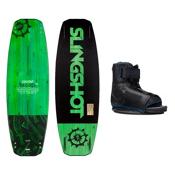 Slingshot Recoil Wakeboard With Option Bindings, , medium