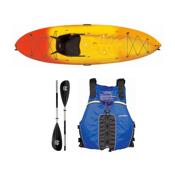 Ocean Kayak Frenzy Kayak - Sport Package, Blue-Black, medium