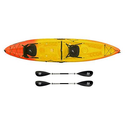 Ocean Kayak Malibu 2XL Tandem Kayak - Sport Package 2016, , viewer