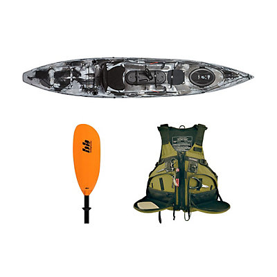 Ocean Kayak Trident 13 Kayak Angler Kayak - Deluxe Fishing Package 2016, , viewer