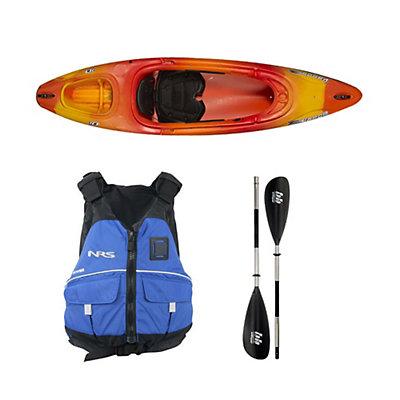 Old Town Vapor 10 Kayak - Sport Package 2016, , viewer
