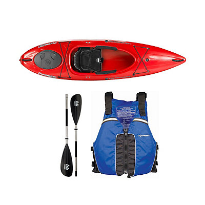 Wilderness Systems Pungo 100 Kayak - Deluxe Package 2016, , viewer