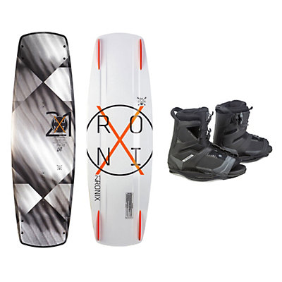 Ronix Code 21 Wakeboard With Network Bindings 2016, , viewer