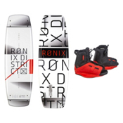 Ronix District Wakeboard With District Bindings, , medium