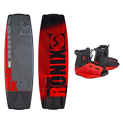 Ronix Vault Wakeboard With District Bindings, , viewer