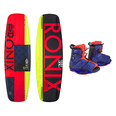 Ronix Quarter Til Midnight Womens Wakeboard With Halo Bindings, , viewer