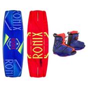 Ronix Krush Womens Wakeboard With Halo Bindings, , medium