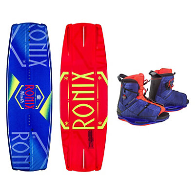 Ronix Krush Womens Wakeboard With Halo Bindings, , viewer
