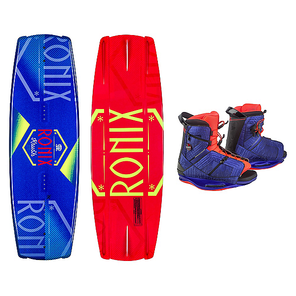 Ronix Krush Womens Wakeboard With Halo Bindings, , 600