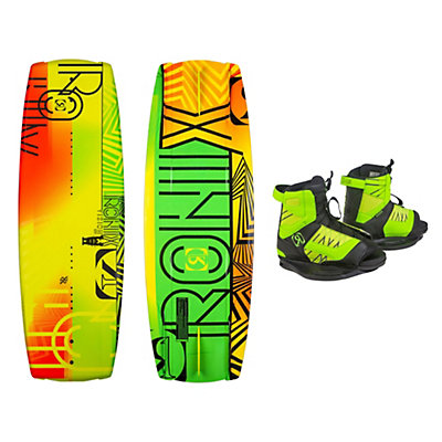 Ronix Vision Kids Wakeboard With Vision Bindings 2016, , viewer
