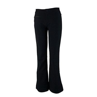 Obermeyer Bond II Short Womens Ski Pants, Black, viewer