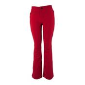 Obermeyer Bond II Short Womens Ski Pants, Crimson, medium