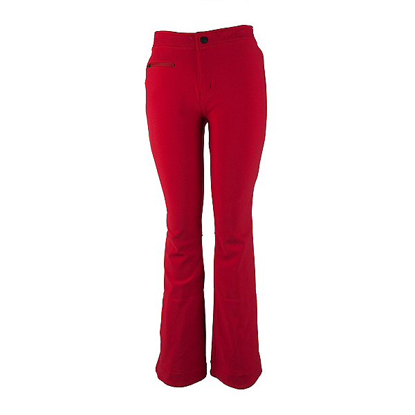 Obermeyer Bond II Short Womens Ski Pants, Crimson, 600