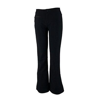 Obermeyer Bond II Long Womens Ski Pants, Black, viewer