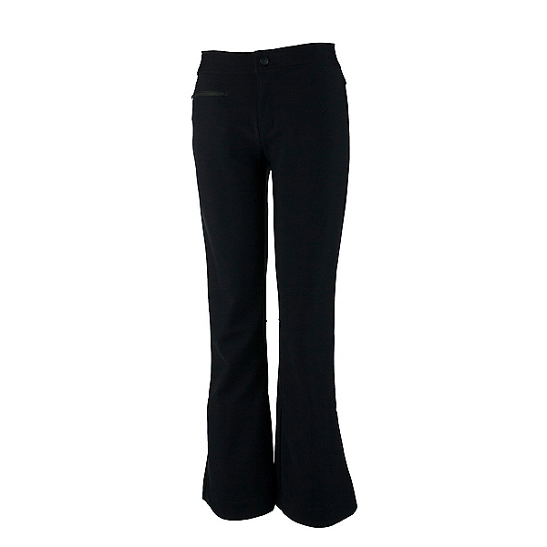 Obermeyer Bond II Long Womens Ski Pants, Black, 600