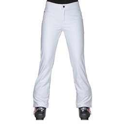 Obermeyer Bond II Long Womens Ski Pants, White, 256