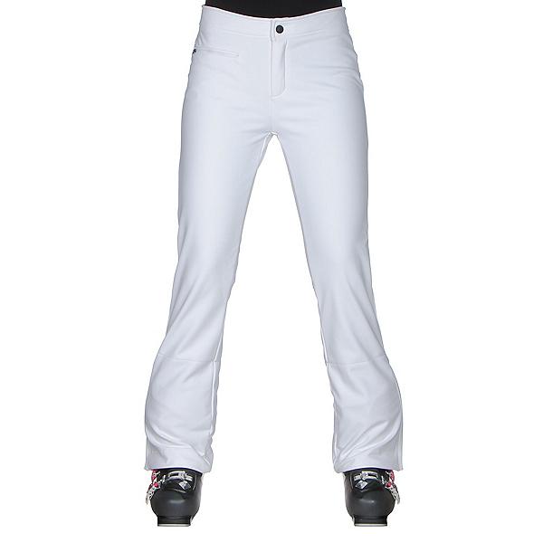 Obermeyer Bond II Long Womens Ski Pants, White, 600