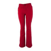 Obermeyer Bond II Long Womens Ski Pants, Crimson, medium