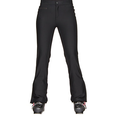 Obermeyer Bond II Womens Ski Pants, Black, viewer