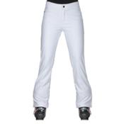 Obermeyer Bond II Womens Ski Pants, White, medium