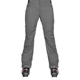 Obermeyer Essex Womens Ski Pants, Light Heather Grey, 256