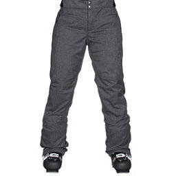 Obermeyer Essex Womens Ski Pants, Dark Heather Grey, 256